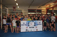 Muaythai against Drugs Campaign